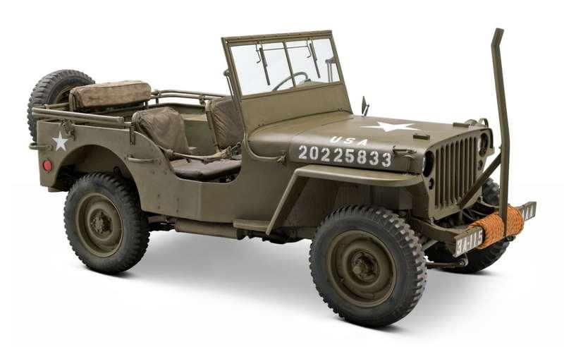 … чтобы начать выпускать командирско-разведывательные вездеходы Willys-Jeep. Фото: www.thehenryford.org
