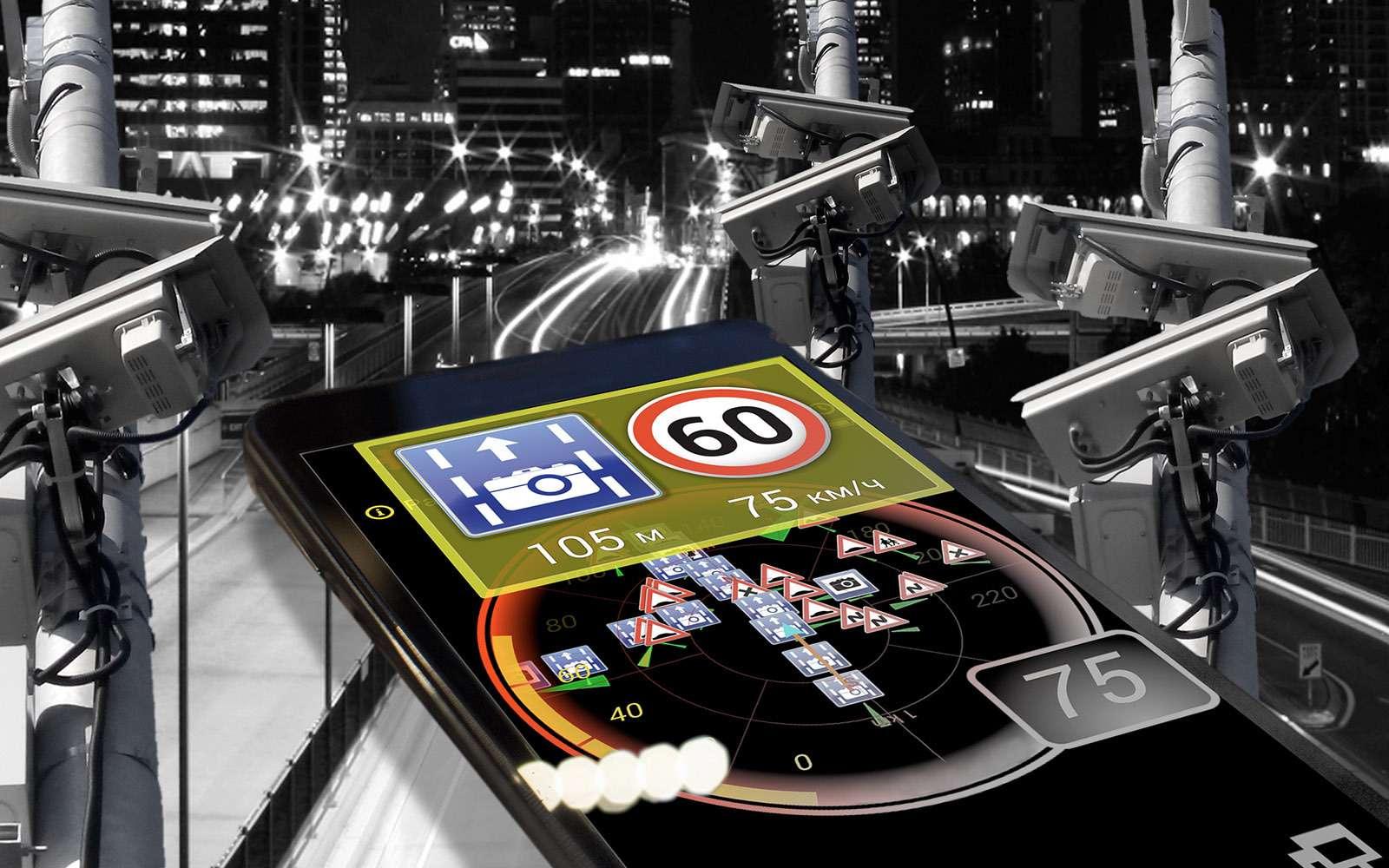 Смартфон вместо радар-детектора: тестируем мобильные приложения— фото 620570