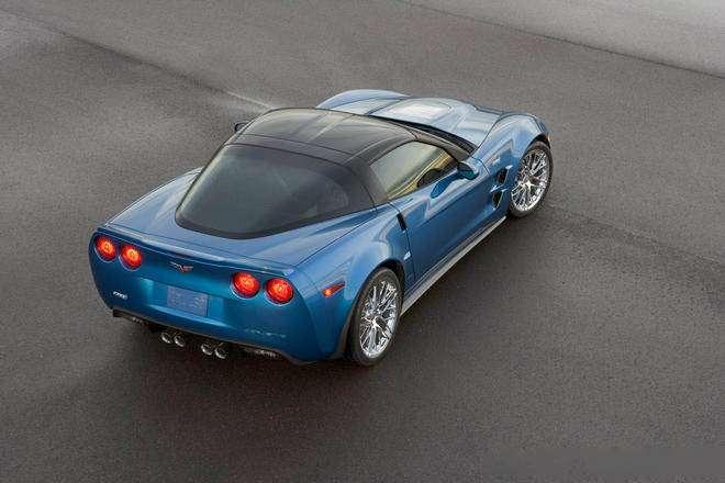 Новый Chevrolet Corvette ZR1: официальные цифры— фото 348865