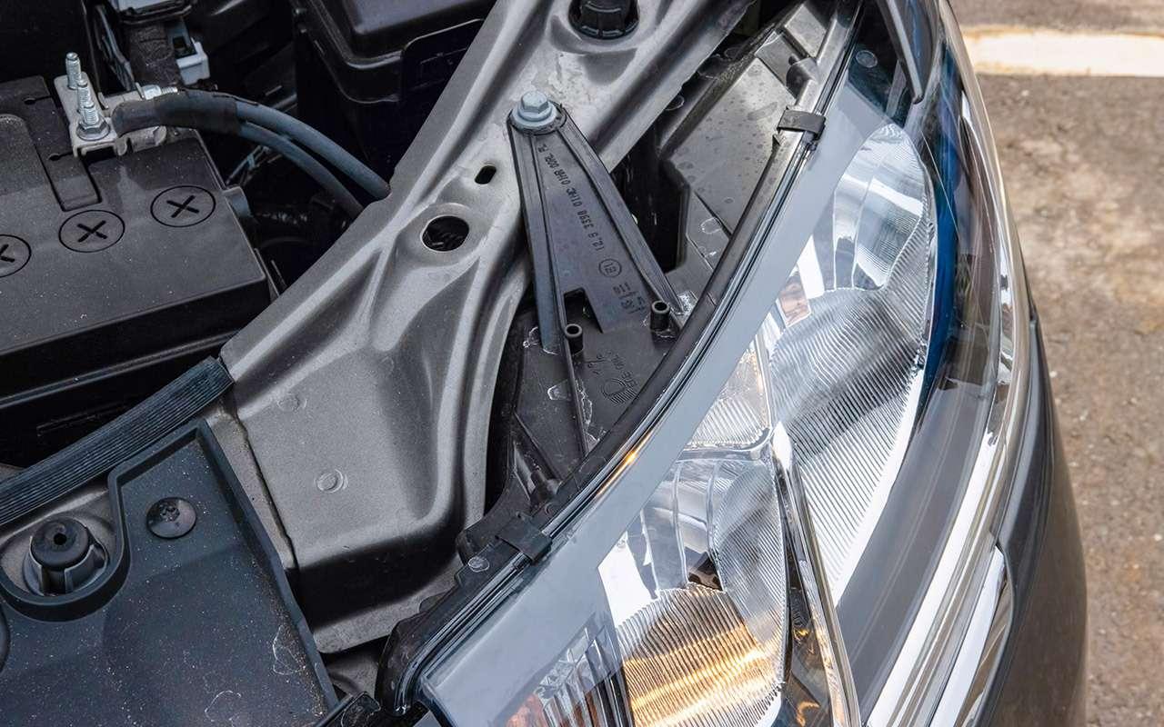 Что взять замиллион? Новый Largus против 10-летнего Volvo— фото 1256783