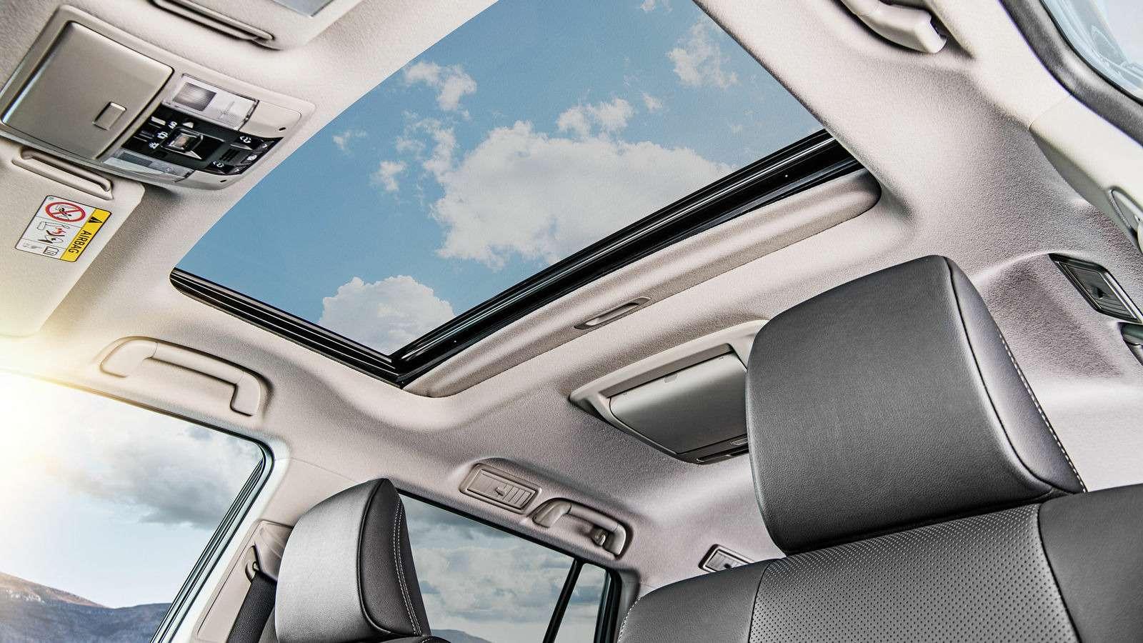 Обновленный Toyota Land Cruiser Prado подорожал: цены икомплектации— фото 806258