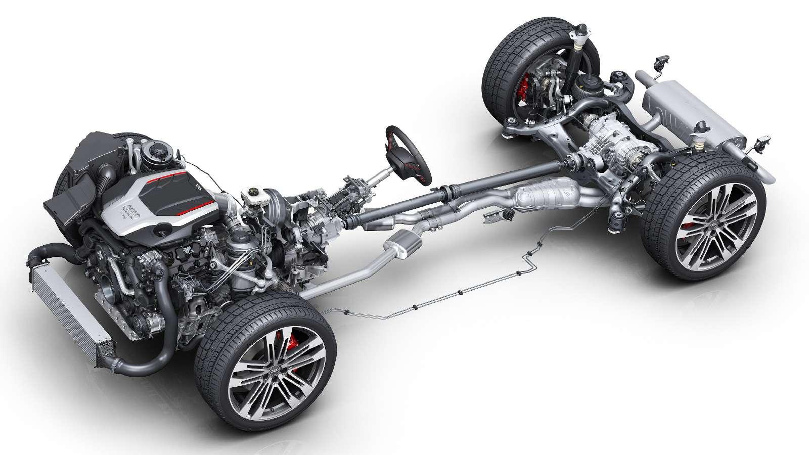 Audi SQ5 променял «мясорубку» на«улитку»— фото 690831