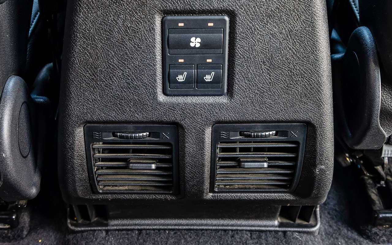 Новый УАЗ Патриот или 10-летний Land Cruiser 200: тест-драйв— фото 1058463