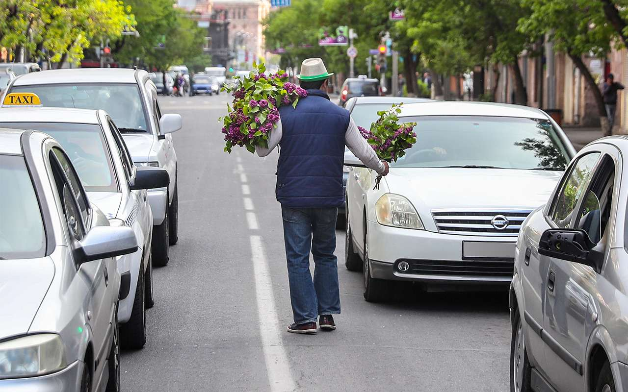 Всегда ли пешеход прав?— Нет! НовРоссии— да!— фото 987017