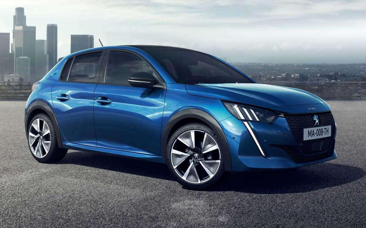 Peugeot удивила новым хэтчбеком— фото 952112