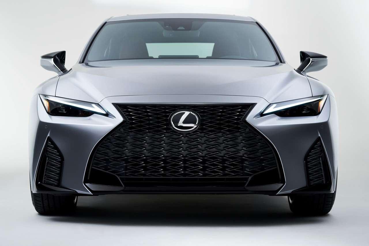 Представлен новый Lexus IS— фото 1140410