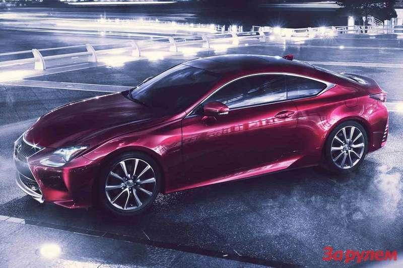 Lexus RCCoupe Concept
