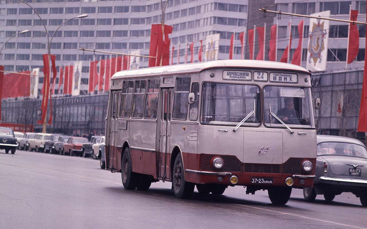 16самых популярных автобусов СССР: вывсе вспомните?— фото 990834