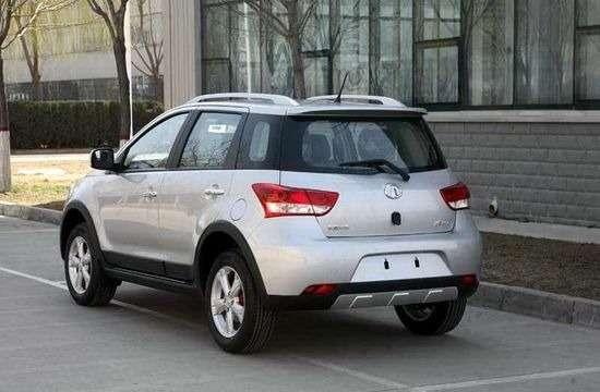 Great Wall дебютирует вШанхае скомпактным SUV