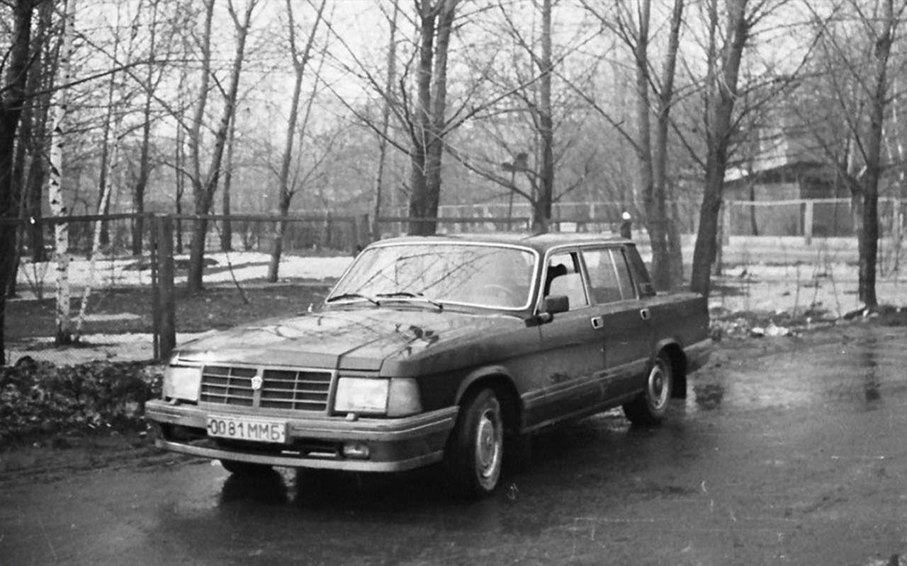 12версий ГАЗ-3102, которых выникогда невидели— фото 1007756