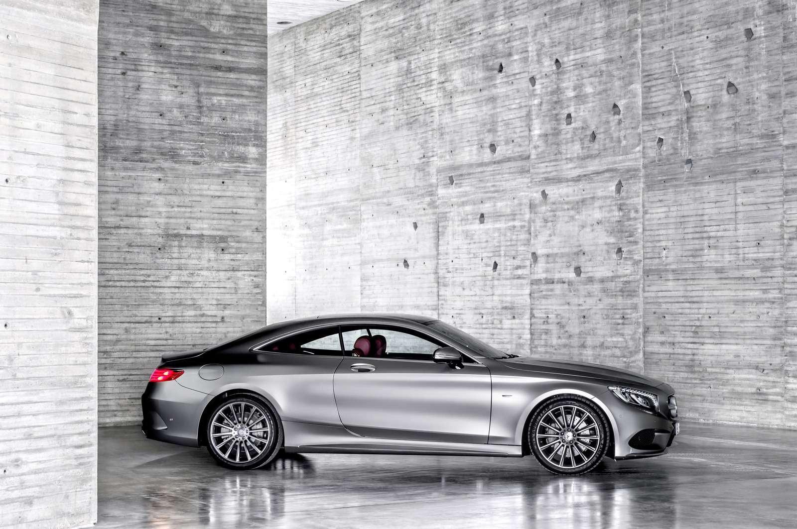 В Нью-Йорке «Всемирным автомобилем года 2015» признан Mercedes-Benz C-класс