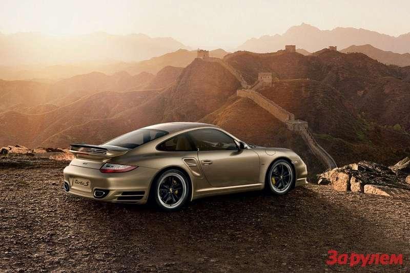 Porsch-911-Turbo-S-China-10
