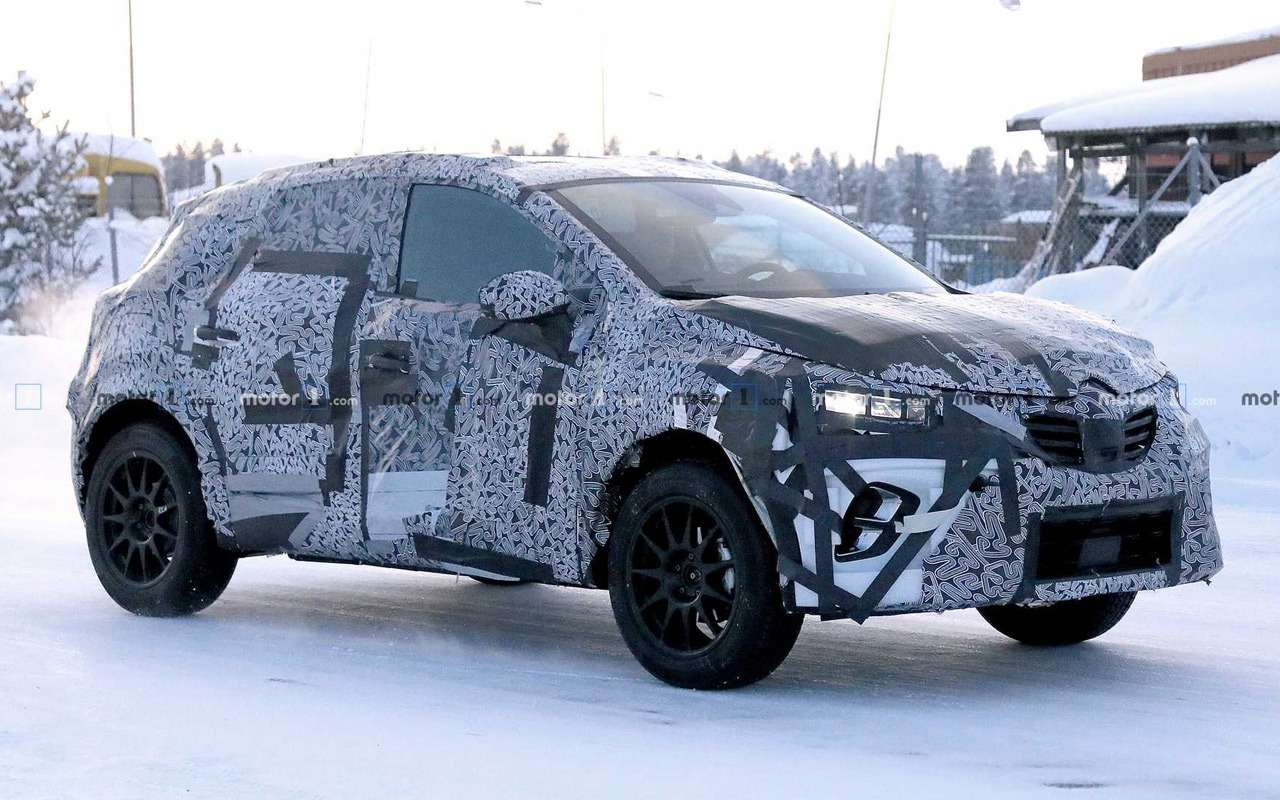 6mgLEYKsR0oy1IexTlbokQ - Renault готовит кпремьере новый Captur