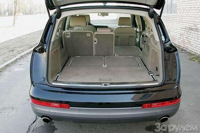 Тест Audi Q7BMW X5. ТЯЖЕЛАЯ АТЛЕТИКА— фото 65153