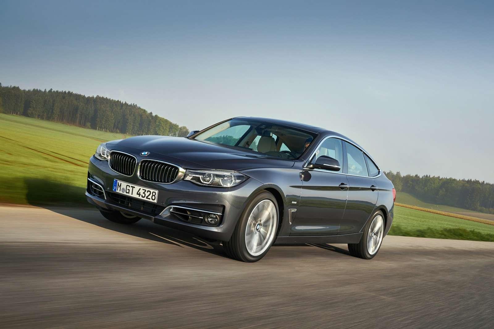 Обновленный BMW 3-й серии GT: урок эффективного менеджмента— фото 593844