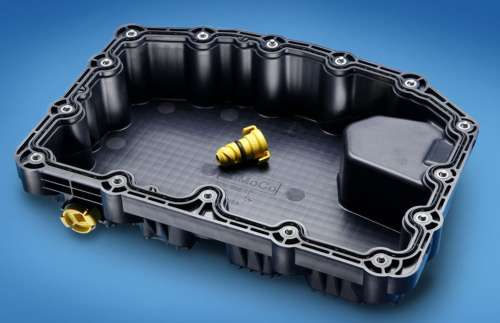 nocopyright BASF Ultramid OSI oil pan