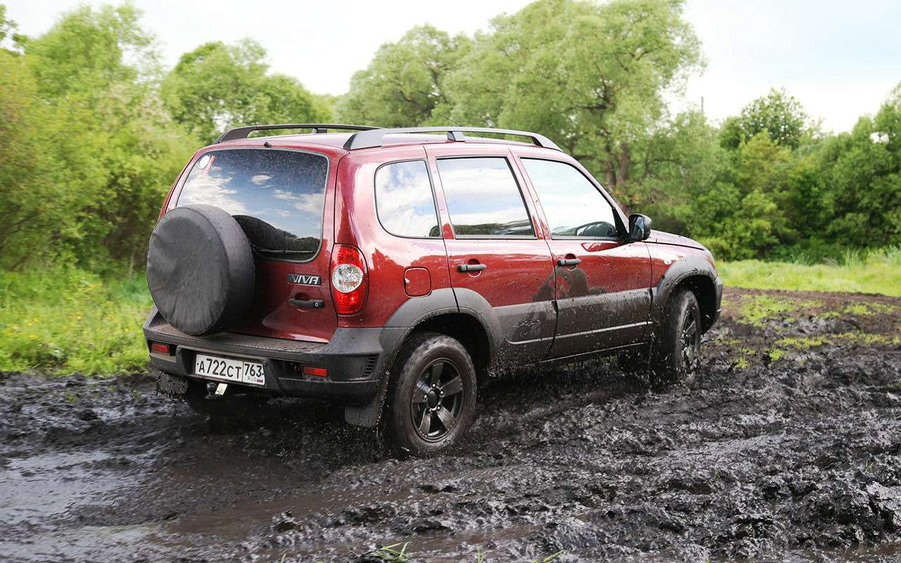 Обновленная Chevrolet Niva: тест нашум ирасход— фото 982276