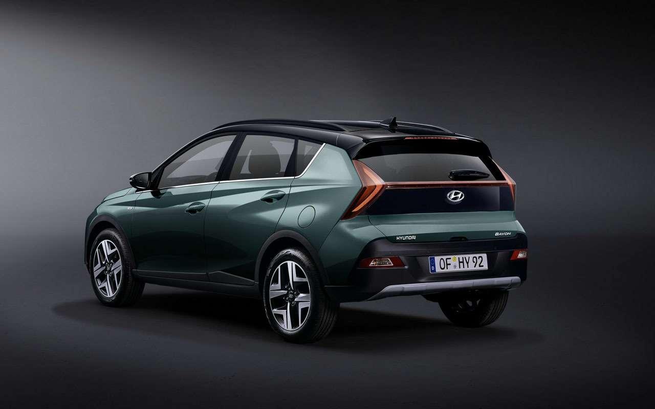 Самый доступный кроссовер Hyundai— начало продаж— фото 1233613
