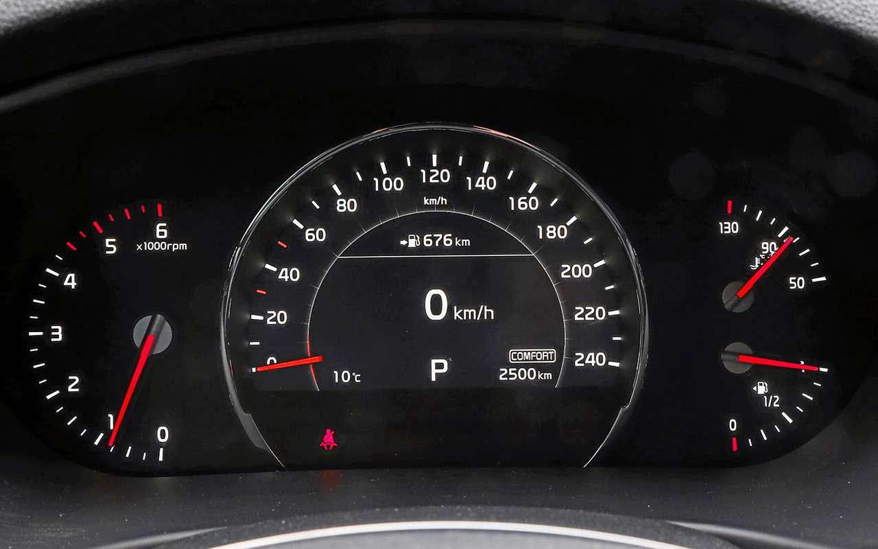 Hyundai Santa Feпротив конкурентов: большой тест кроссоверов— фото 931469