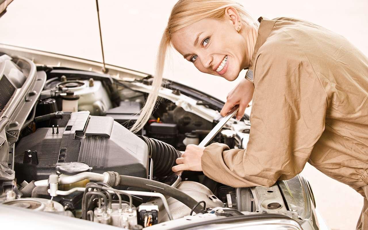 Что может рассказать охозяйке ееавтомобиль? Или не может? Исследование— фото 961780