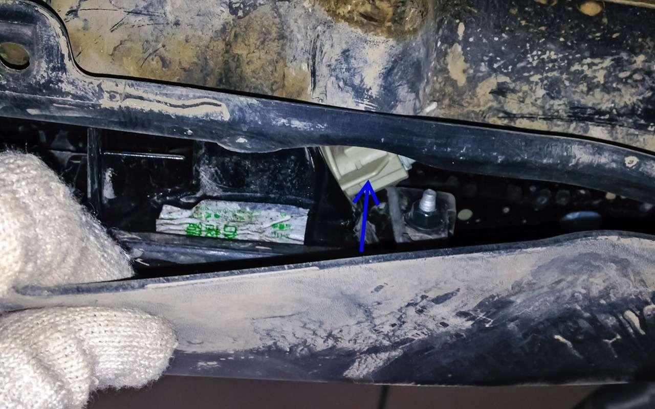 «Купил Ниссан— мучайся сним сам»!Проверяем Nissan Juke— фото 878383