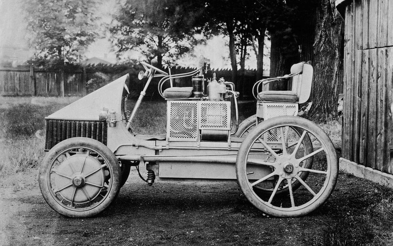 Изобретения века: автомобили— подростки иакселераты— фото 704025
