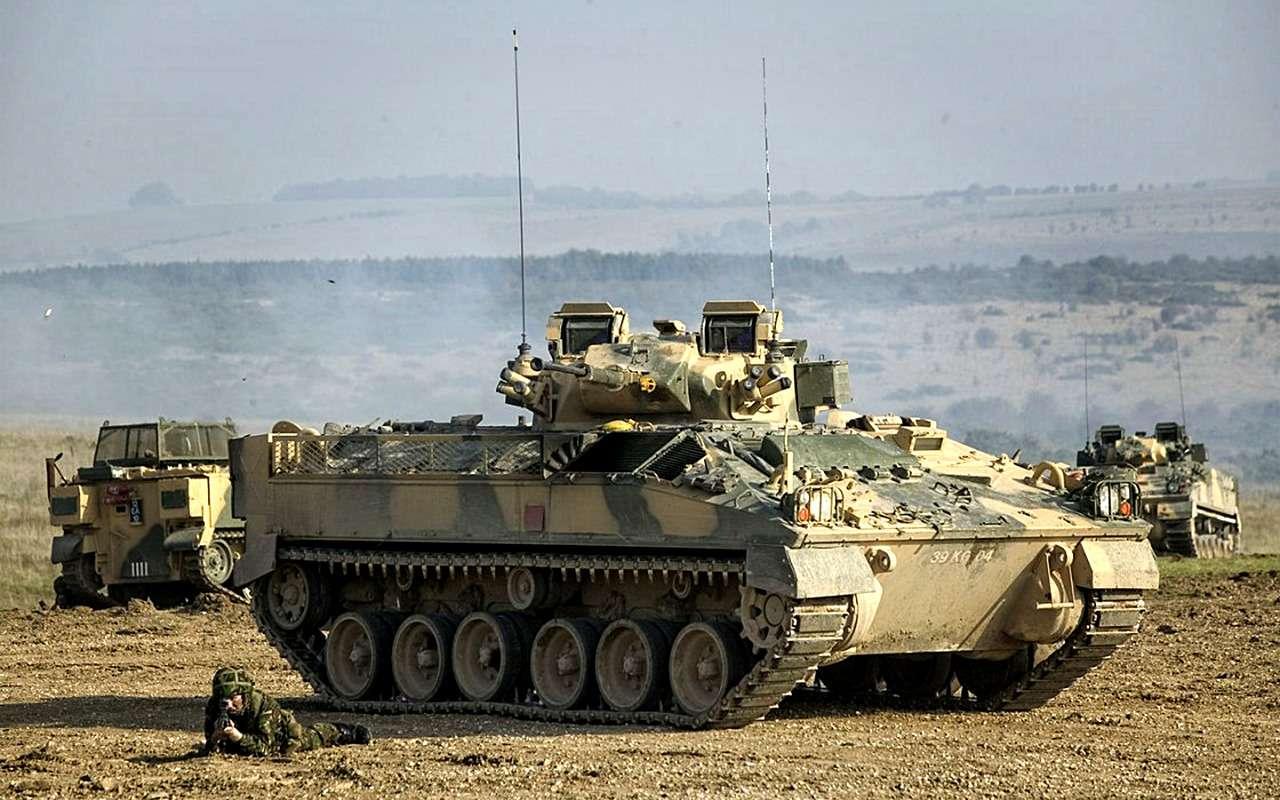 Наша БМП-3 против британского Warrior: артиллерийская дуэль— фото 857748