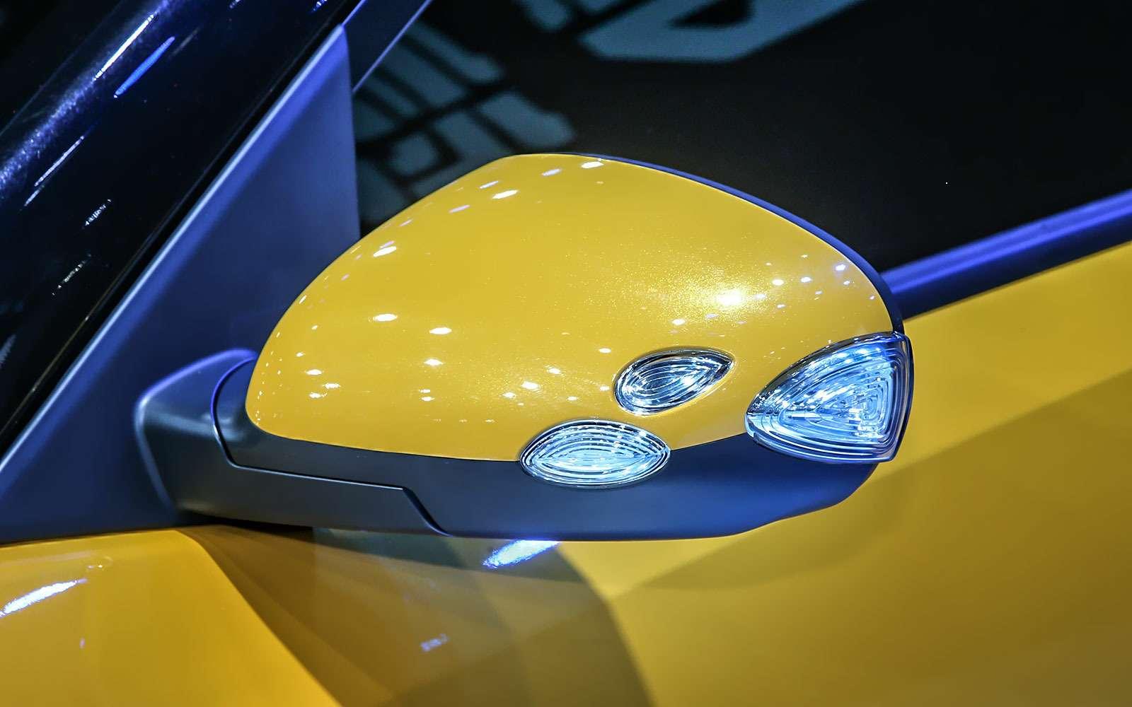 Новый Tiggo 5, будущая Camry идругие: онлайн-трансляция сШанхайского автосалона— фото 739251
