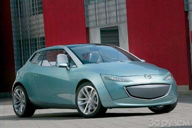Mazda Sassou. Упяти углов— фото 62210
