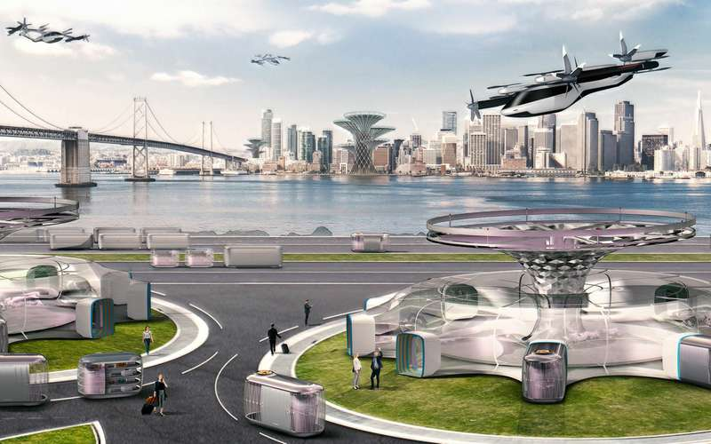 Hyundai хочет сделать летающую машину раньше всех