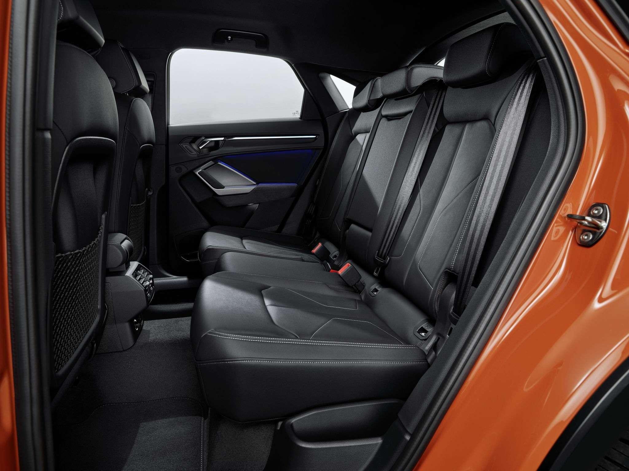 Новый Audi Q3получил купеобразную версию— фото 987854