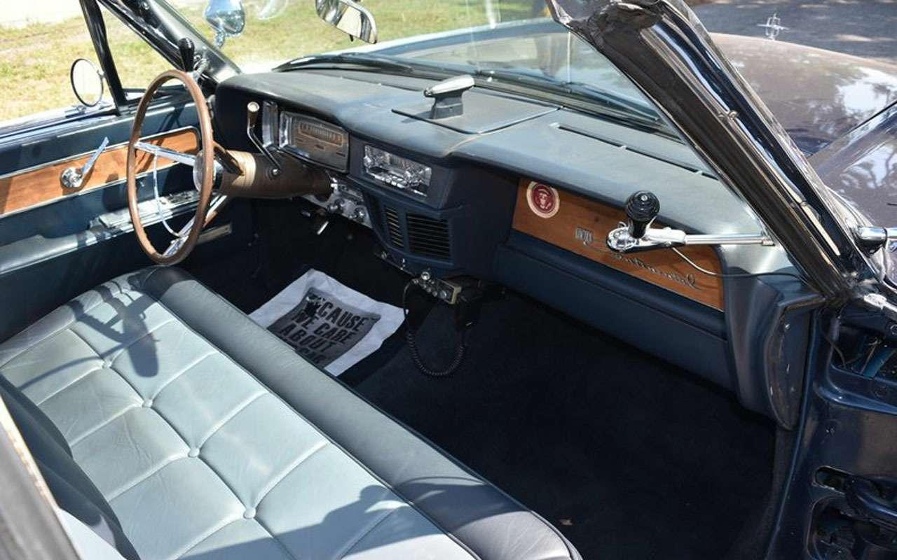 Копия места смерти Кеннеди выставлена напродажу— фото 969126