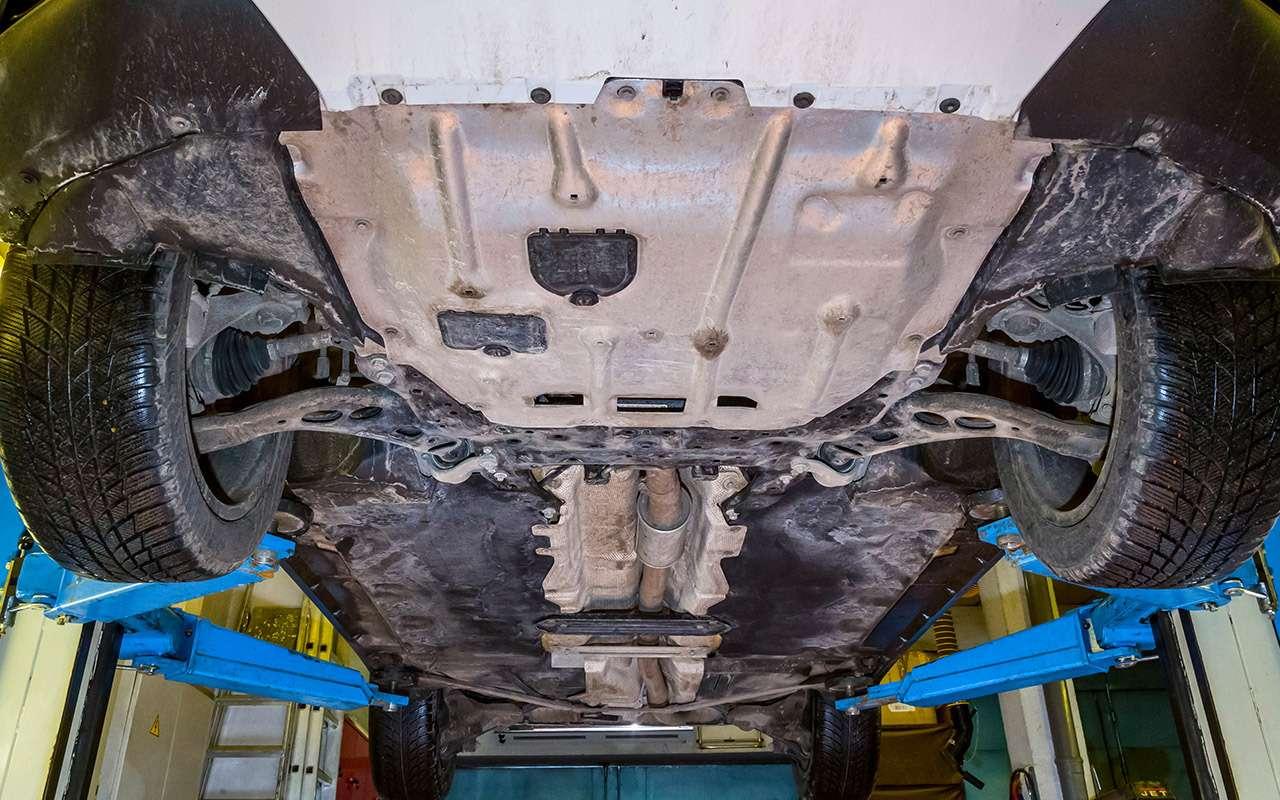BMWX2и три вуме: большой тест компактного премиума— фото 868486