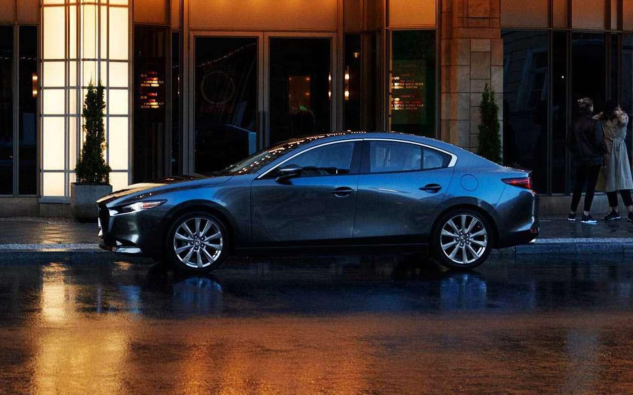 Новая Mazda 3: изменилось всё!— фото 926869