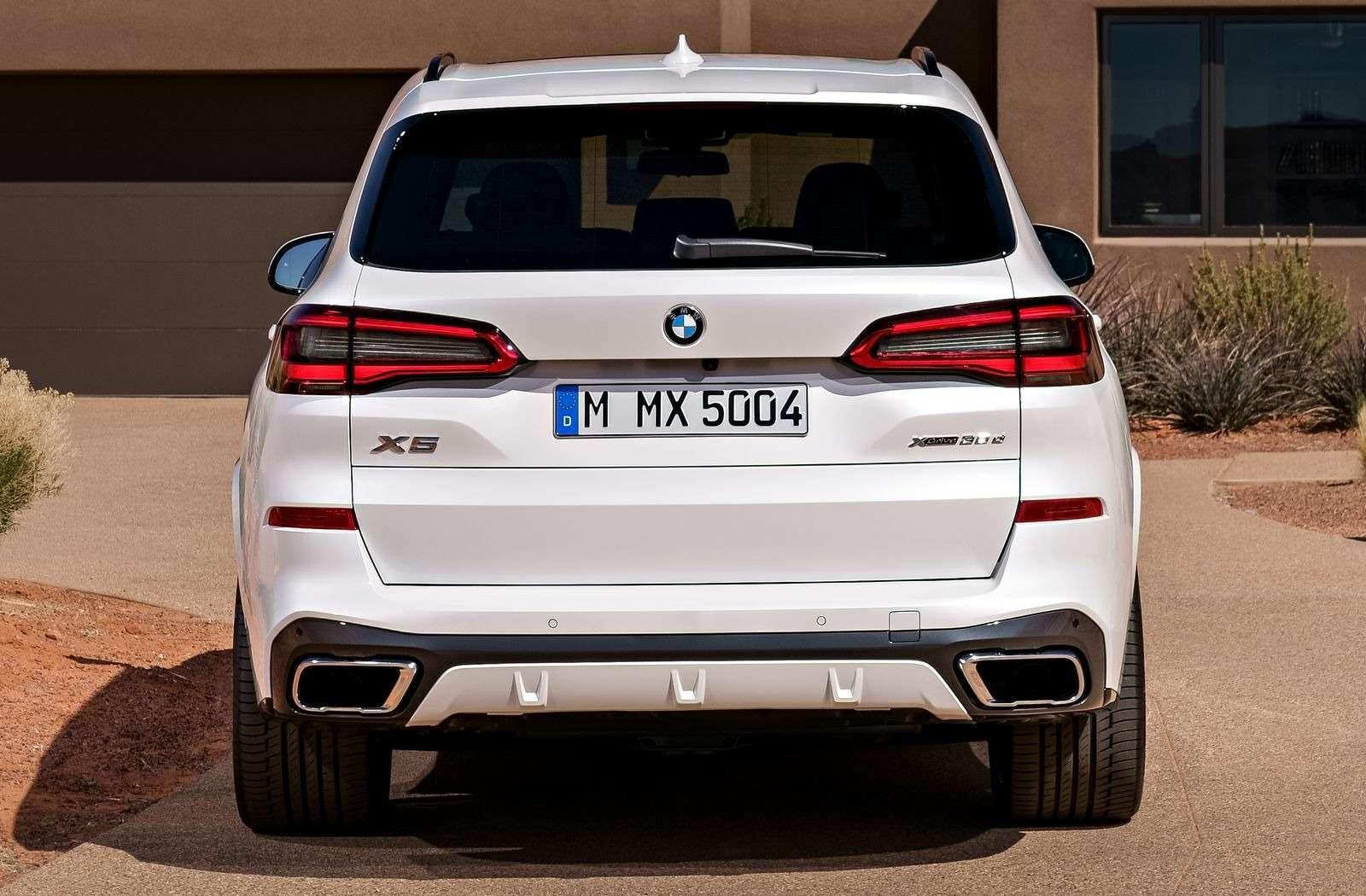Новый BMW X5: приборная революция!— фото 876642