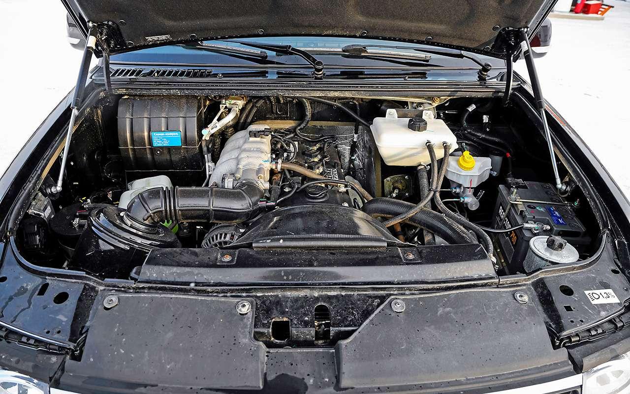 УАЗПатриот 2019— первый тест-драйв серийной машины— фото 942548