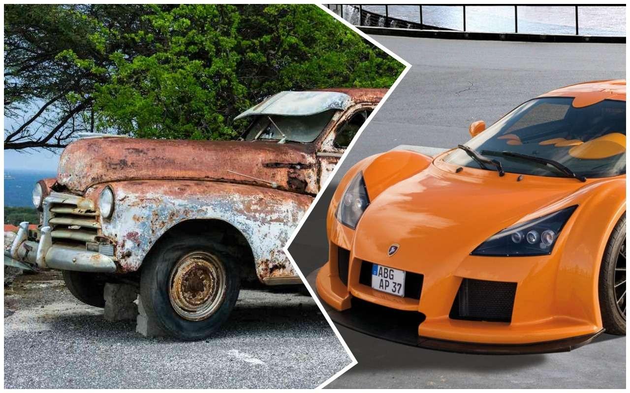 13признаков того, что машина побывала всерьезной аварии— фото 888687