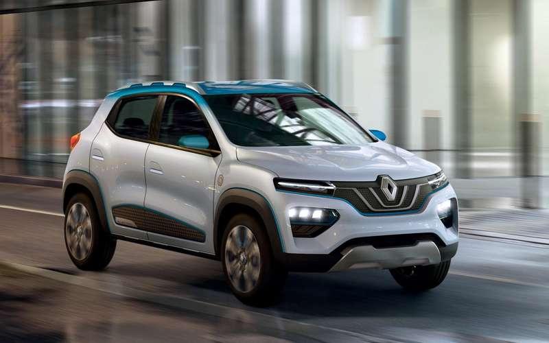 Renault привезла вЕвропу свой самый дешевый кроссовер. Ноне все так просто