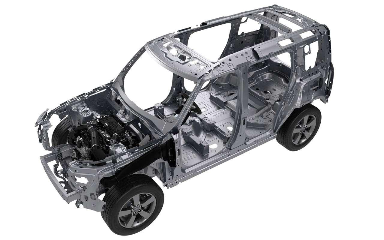 Land Rover Defender 2020: большой африканский тест— фото 1114526