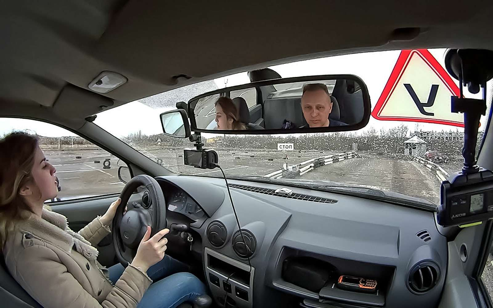 Учимся водить автомобиль: где, когда, начем?— фото 752565