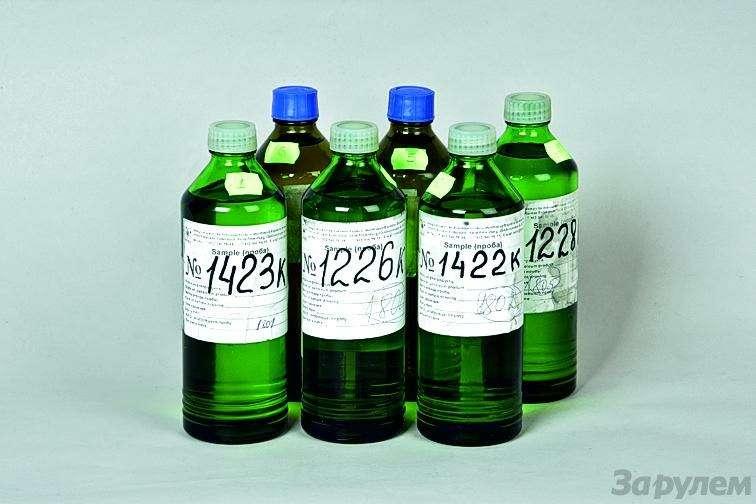 Экспертиза дизтоплива: Неотравится лидизель?— фото 92640