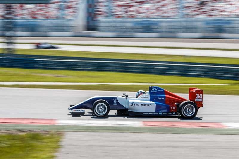 SMPF42 гонка