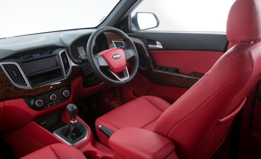 Hyundai Creta отDCDesign: обвесили пополной