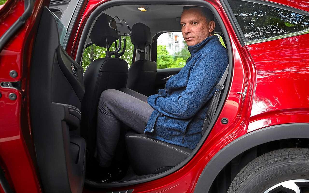 Честный тест-драйв Renault Arkana (в роли владельца) - фото 1264052