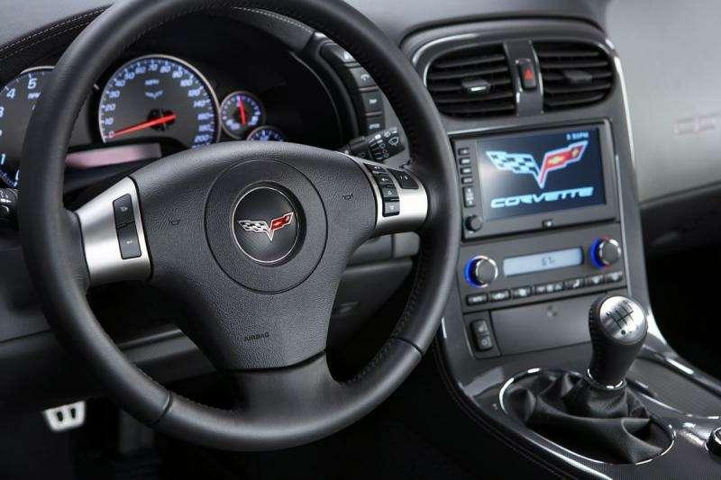 Chevrolet Corvette ZR-1на трассе Нюрбургринга: 7:26.4на круг— фото 348838