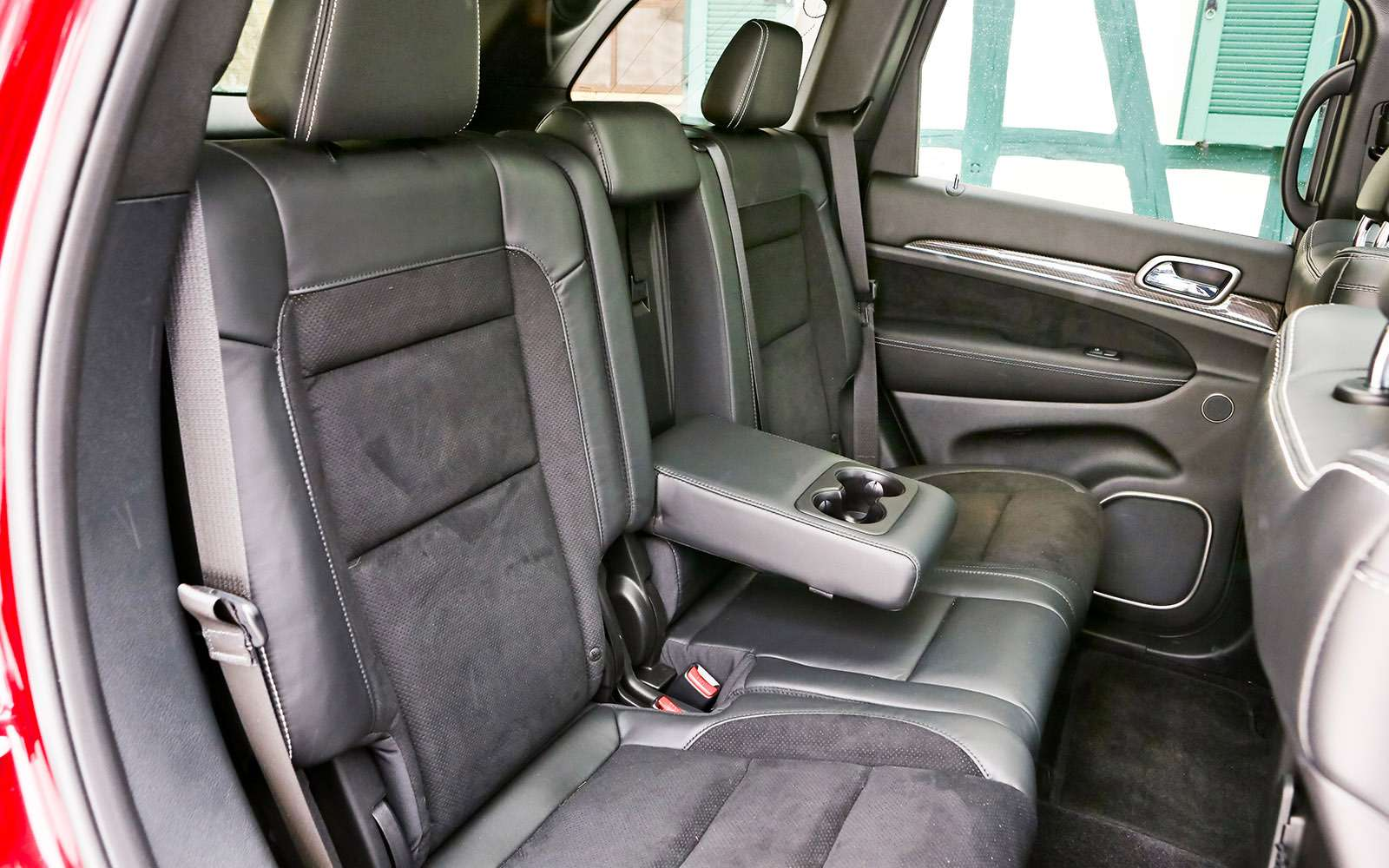 Обновленный Jeep Grand Cherokee: как Данди— фото 735746