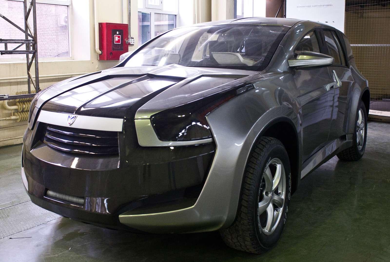 Сибиряк скупил все суперкары Marussia: онхочет возродить бренд— фото 816115
