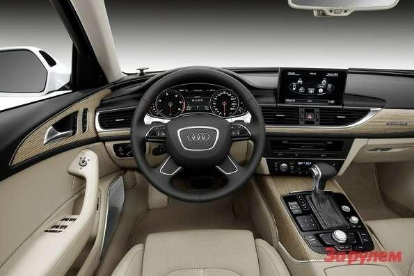 Audi A6Avant/Innenraum
