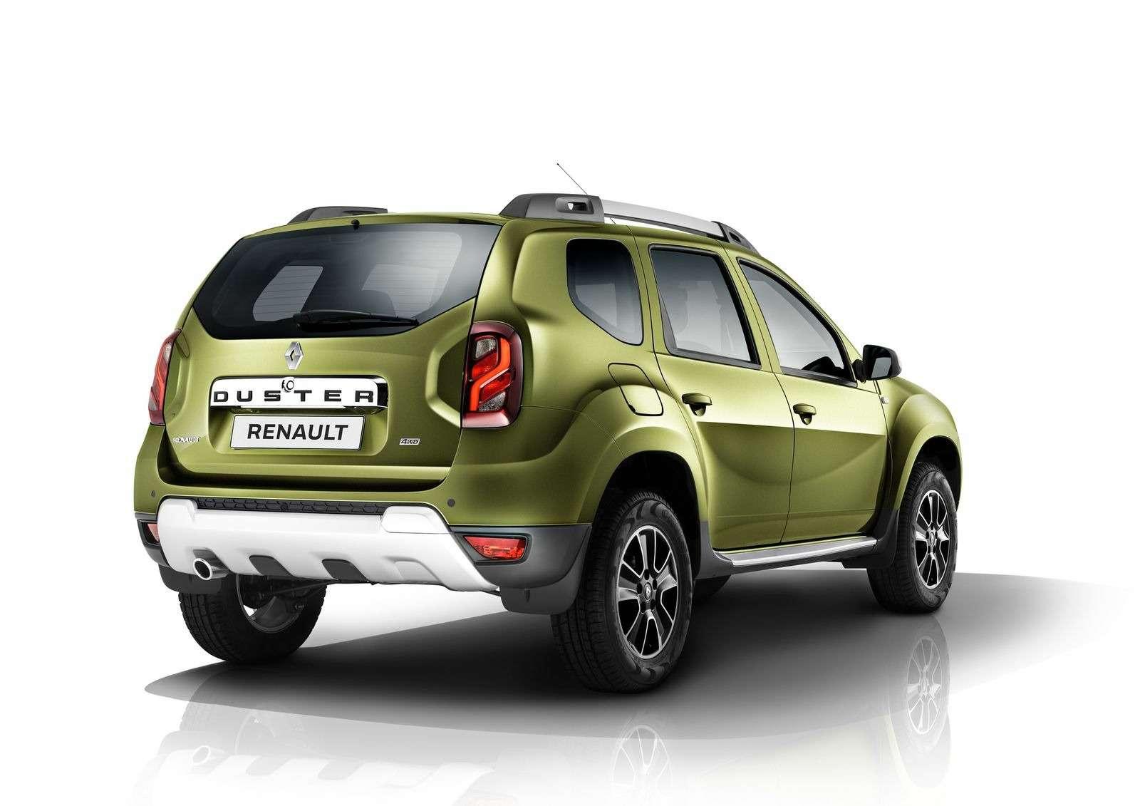 Renault начала выпуск обновленного Duster вРоссии— фото 378568