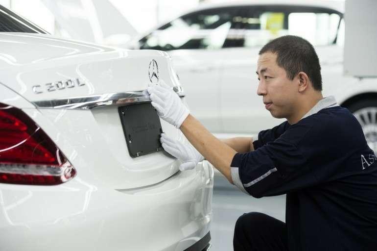 Китай обвинили вдавлении наиностранных автопроизводителей